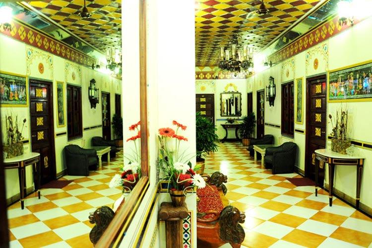 Interiors - Hotel Vimal Heritage - Jaipur