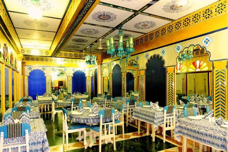 Restaurant - Hotel Vimal Heritage - Jaipur