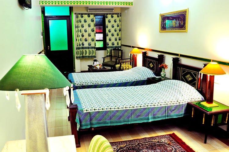 Royal Deluxe Room - Hotel Vimal Heritage - Jaipur