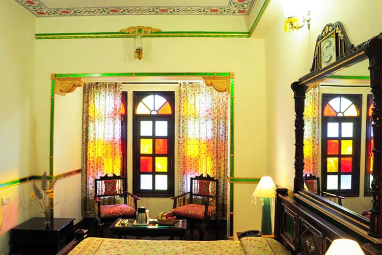 Royal Suite Room - Hotel Vimal Heritage - Jaipur