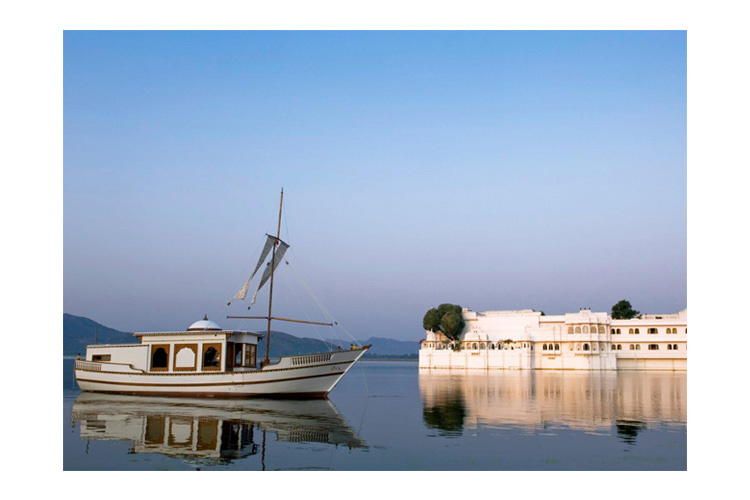 The Palace on the Lake - Taj Lake Palace - Udaipur