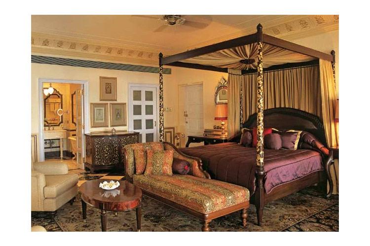 Jag Mandir Darshan Suite - Taj Lake Palace - Udaipur