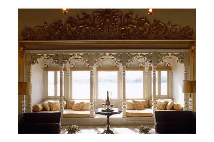 Chandraprakash Suite 2 - Taj Lake Palace - Udaipur