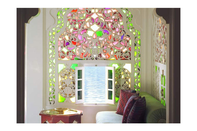 Khush Mahal Suite - Taj Lake Palace - Udaipur