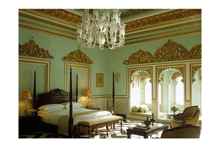 Grand Royal Suite - Taj Lake Palace - Udaipur