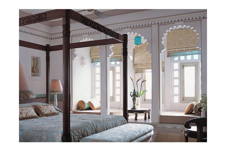 Royal Suite 2 - Taj Lake Palace - Udaipur