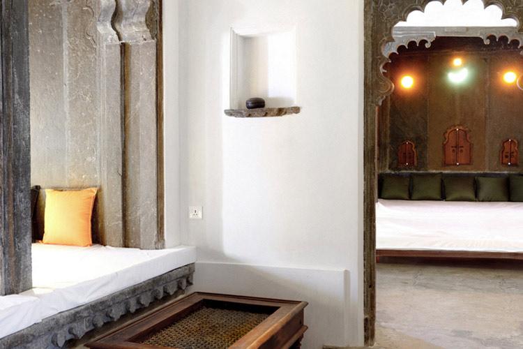 Deluxe Room - Madri Haveli - Udaipur