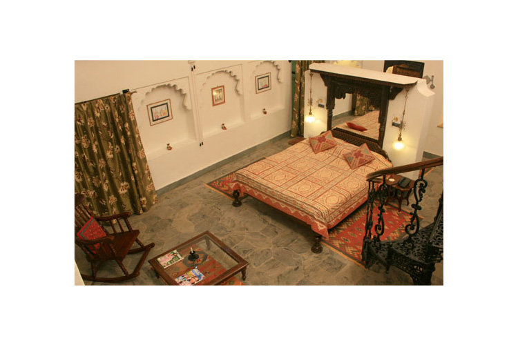 Royal Suites - Deogarh Mahal - Deogarh Madaria