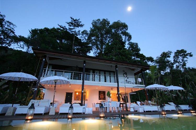 General View of the Clubhouse - Oxygen Jungle Villas - Uvita