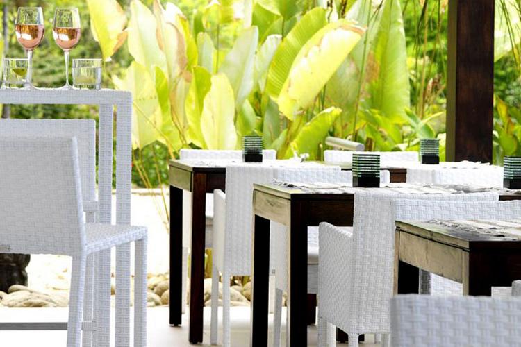 Restaurant - Oxygen Jungle Villas - Uvita