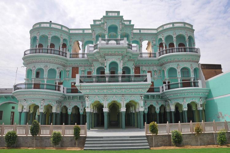 Facade - Maljika Kamra - Churu