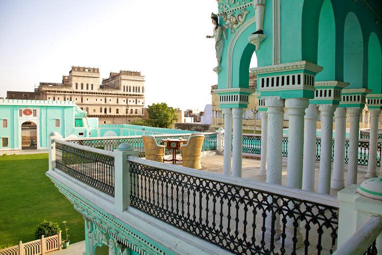 Terrace - Maljika Kamra - Churu