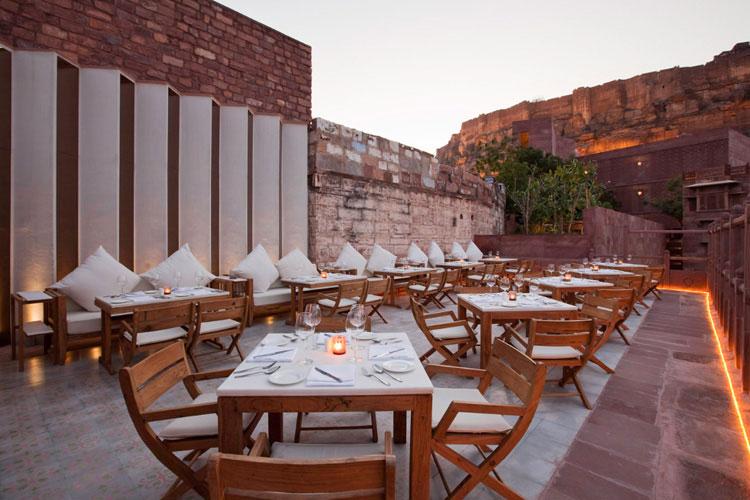 Darikhana Restaurant - Raas Jodhpur - Jodhpur