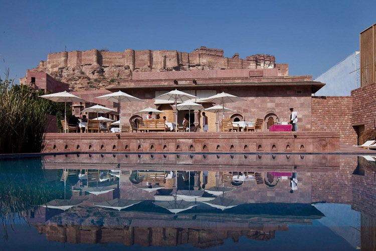 Baradari Restaurant - Raas Jodhpur - Jodhpur