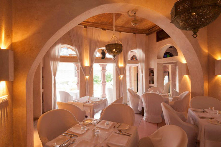 Indoor Restaurant - Raas Jodhpur - Jodhpur