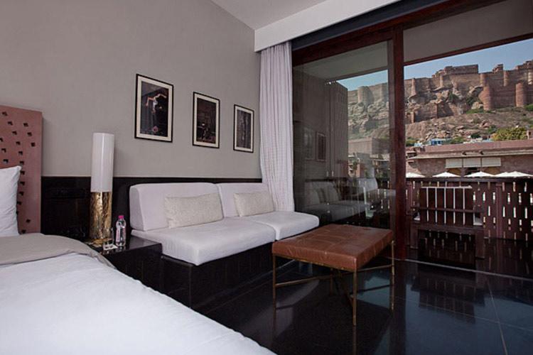 Luxury Room - Raas Jodhpur - Jodhpur