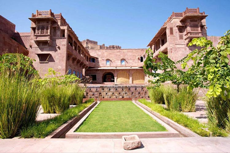Heritages Suites - Raas Jodhpur - Jodhpur