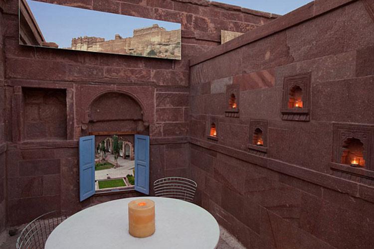 Heritage Suite Courtyard - Raas Jodhpur - Jodhpur