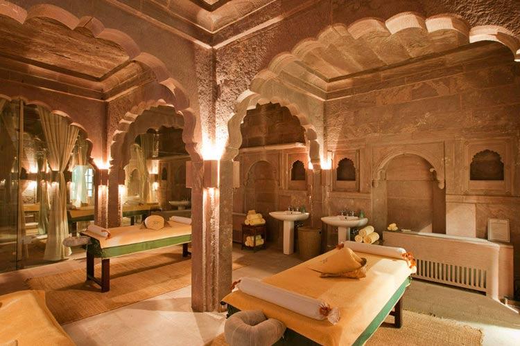 Spa Room - Raas Jodhpur - Jodhpur