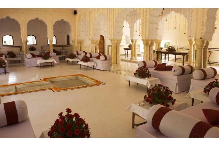 Lounge - Samode Bagh - Samode