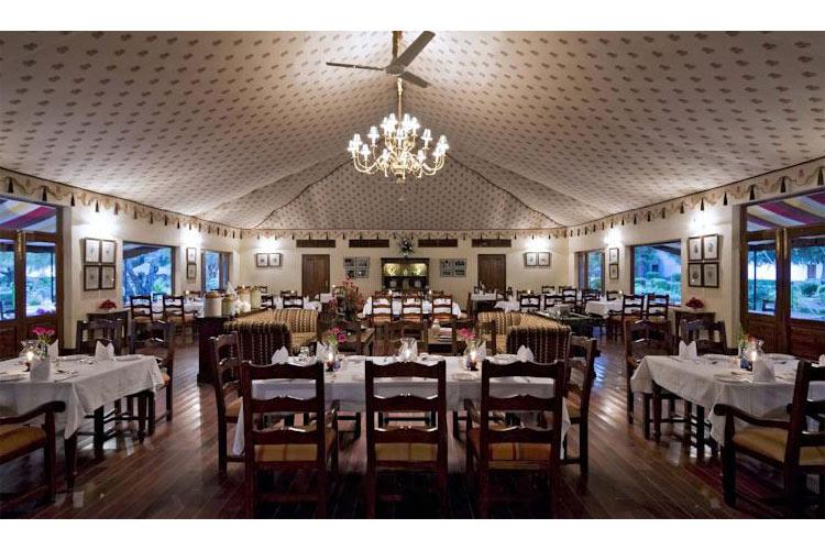 Restaurant - Samode Bagh - Samode
