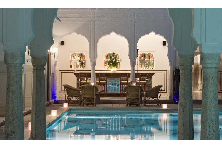 Swimming Pool - Samode Bagh - Samode