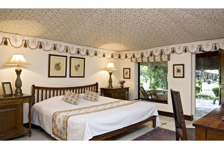 Luxury Double Room - Samode Bagh - Samode