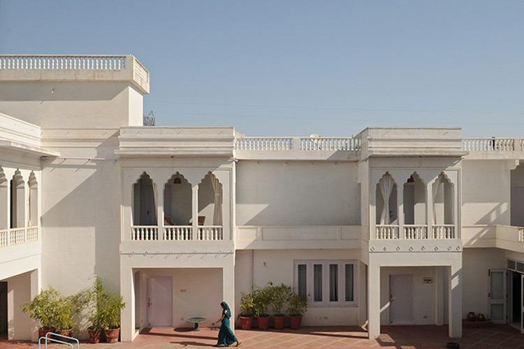 Courtyard - Savista Retreat - Jaipur