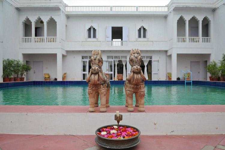 Swimming Pool - Savista Retreat - Jaipur