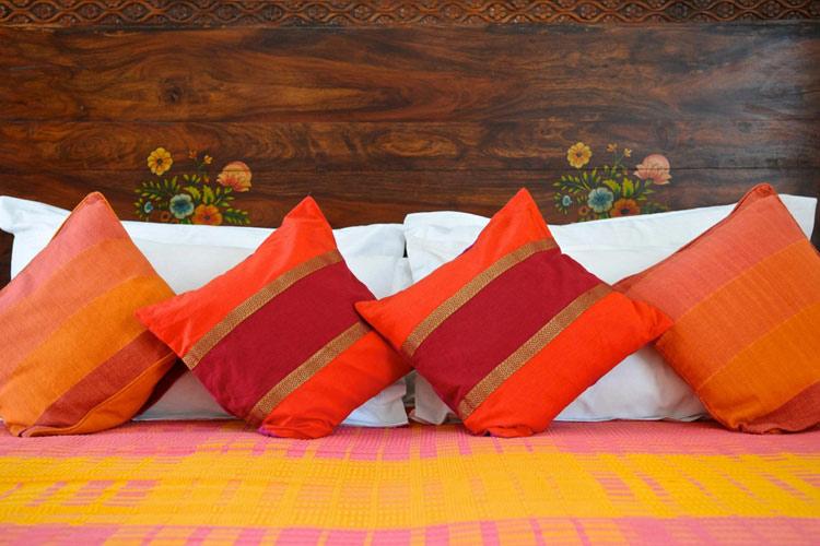 Orange Room - Savista Retreat - Jaipur