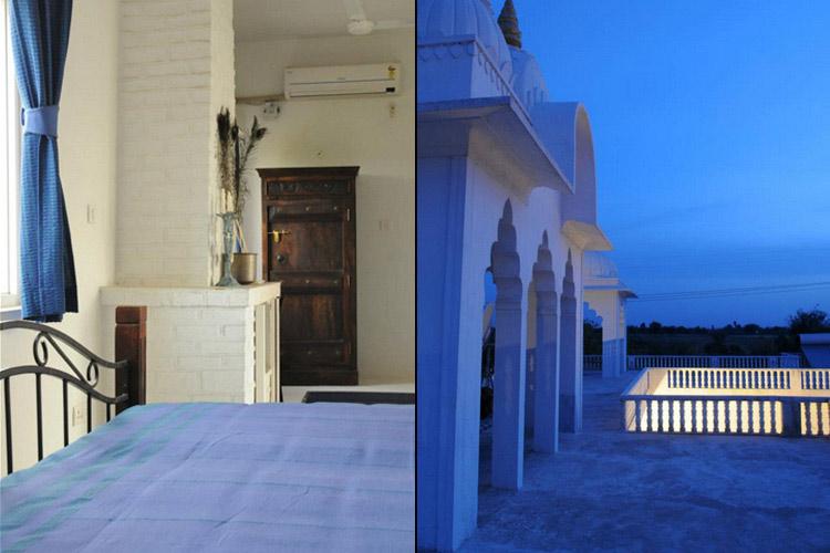 Indigo Room - Savista Retreat - Jaipur