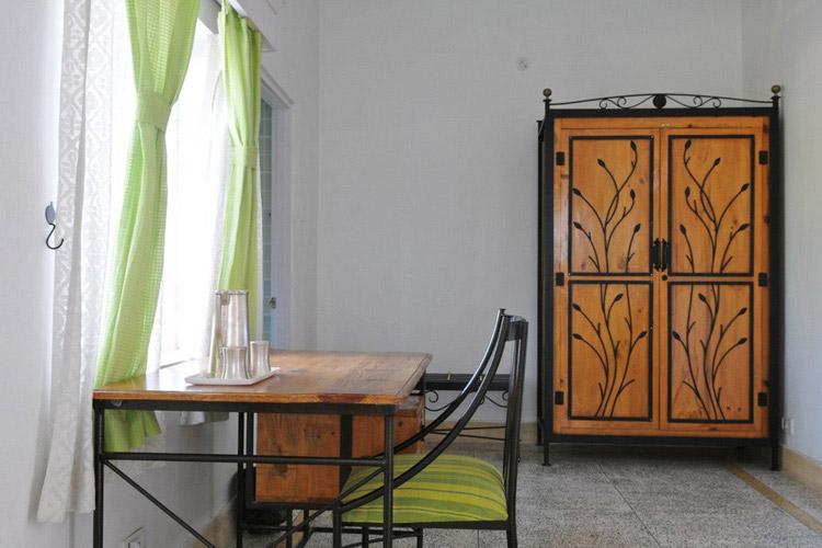 Green Room - Savista Retreat - Jaipur
