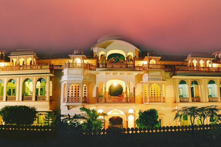 Front View - Shahpura House - Jaipur