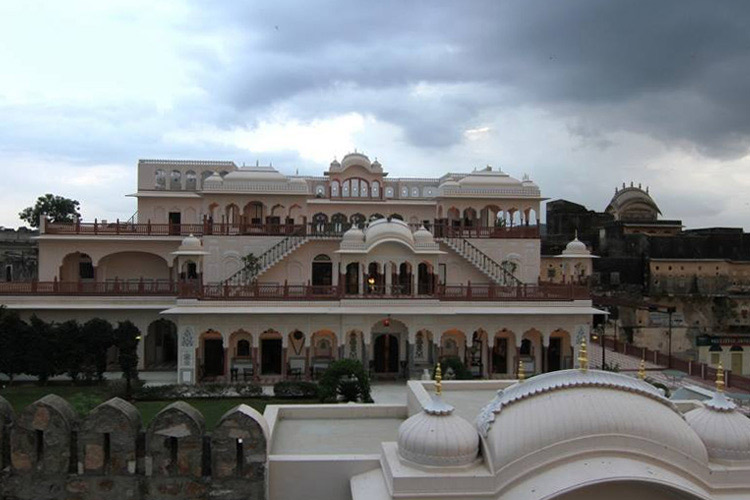General View - Shahpura House - Jaipur
