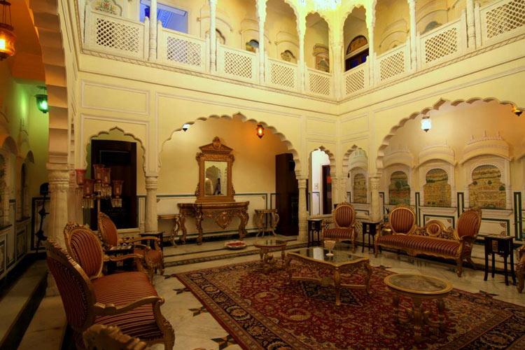 Darbar Hall - Shahpura House - Jaipur