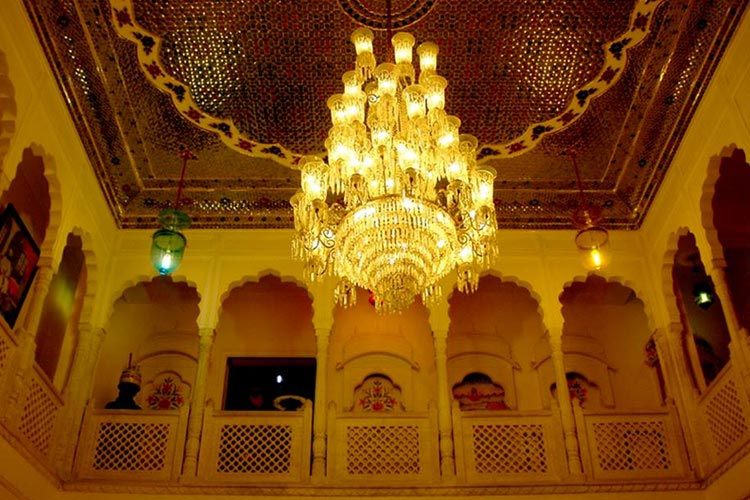 Details of Interiors - Shahpura House - Jaipur