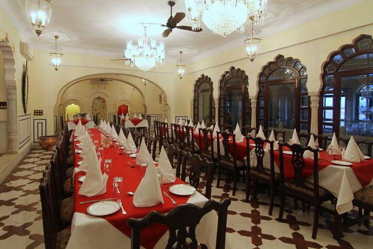 Restaurant - Shahpura House - Jaipur