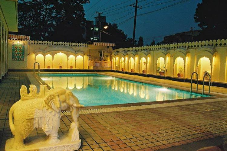 Swimming Pool - Shahpura House - Jaipur