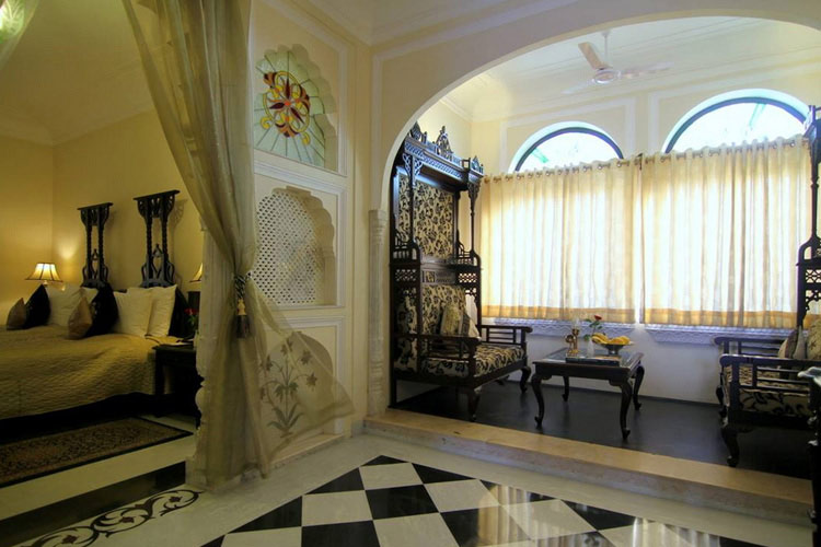 Rooms and Suites - Shahpura House - Jaipur