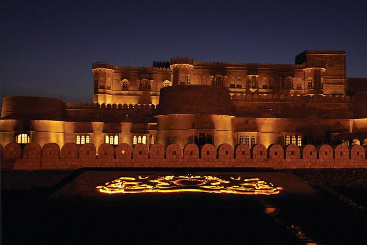 General View - Suryagarh - Jaisalmer