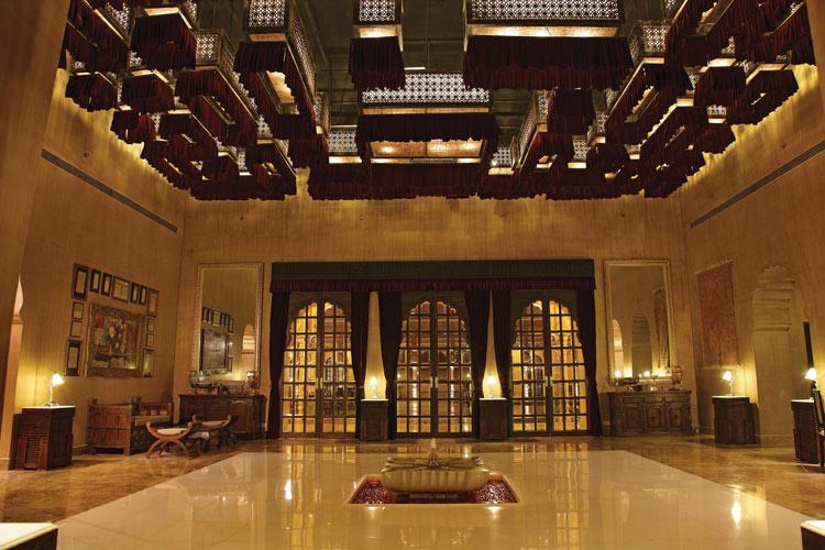 Reception - Suryagarh - Jaisalmer