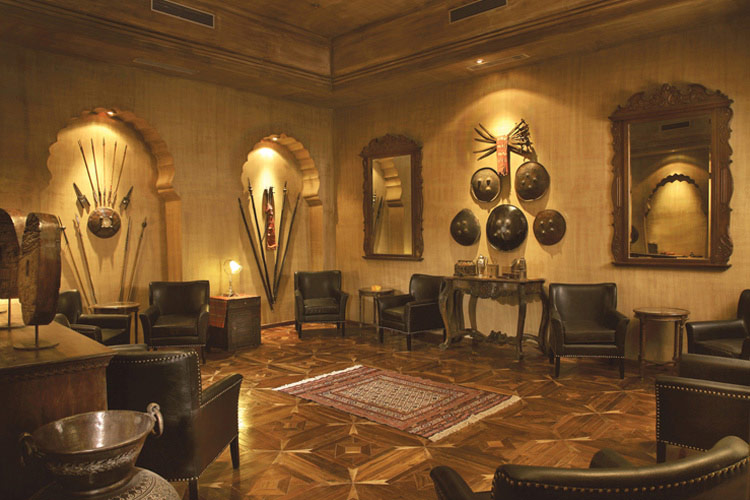 Lounge - Suryagarh - Jaisalmer