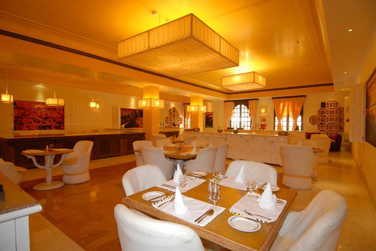 Breakfast Room - Suryagarh - Jaisalmer