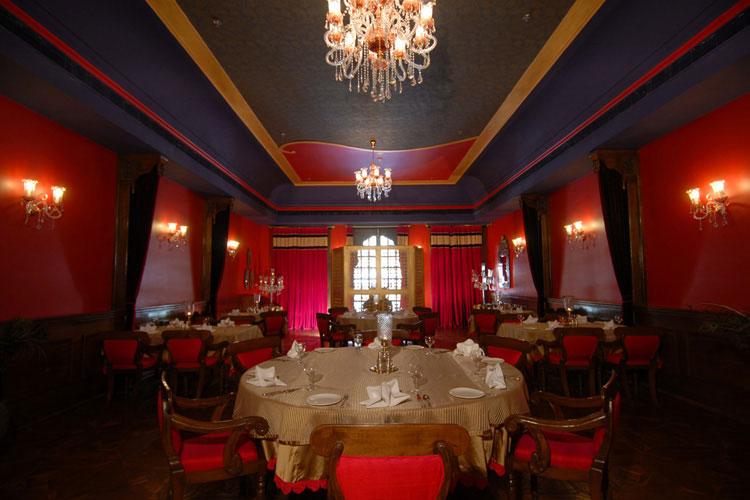 Restaurant - Suryagarh - Jaisalmer