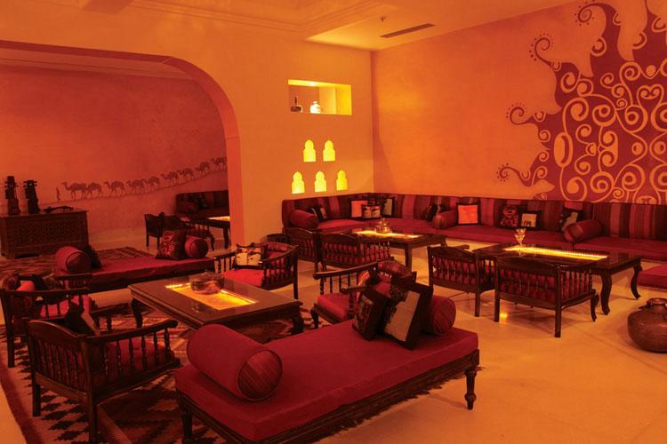 Bar - Suryagarh - Jaisalmer