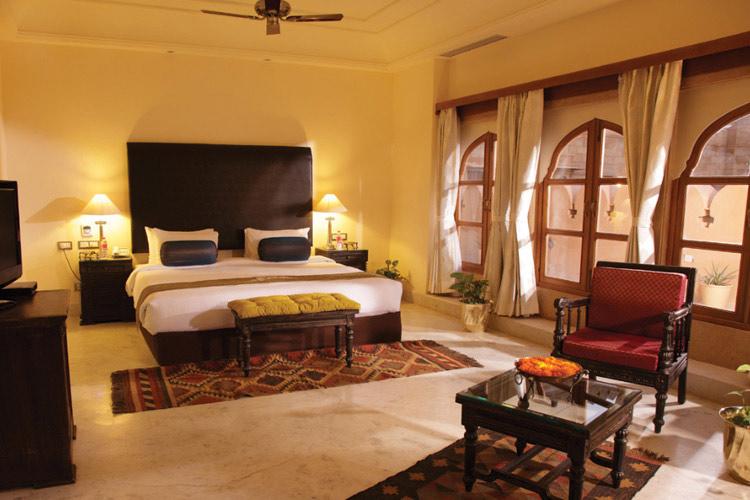 Rooms and Suites - Suryagarh - Jaisalmer