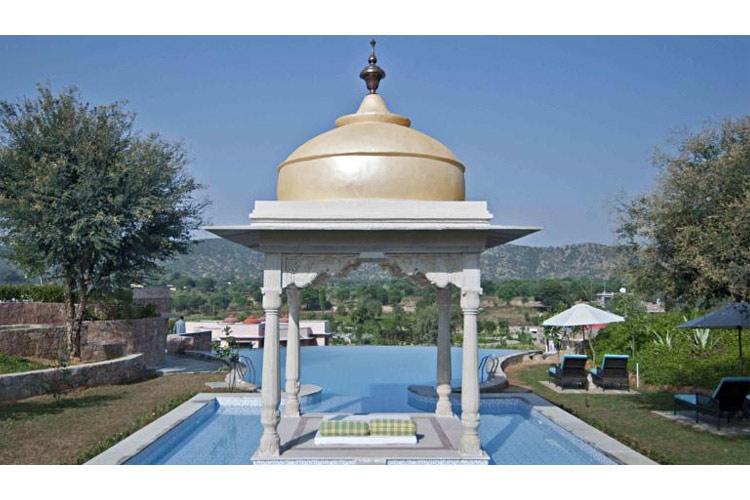 Swimming Pool - Tree of Life Resort & Spa - Jaipur