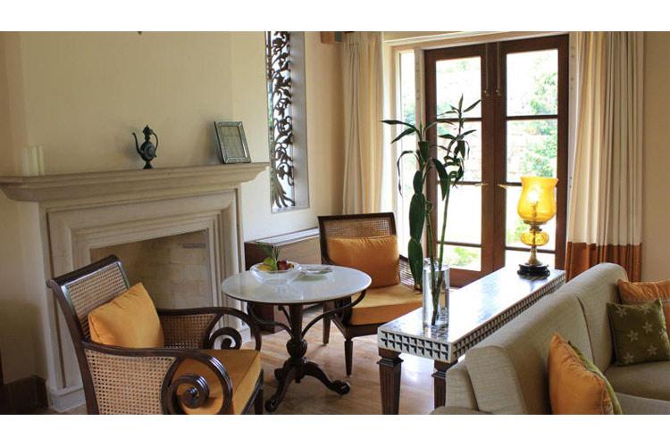 Luxury Pool and Spa Villa - Tree of Life Resort & Spa - Jaipur
