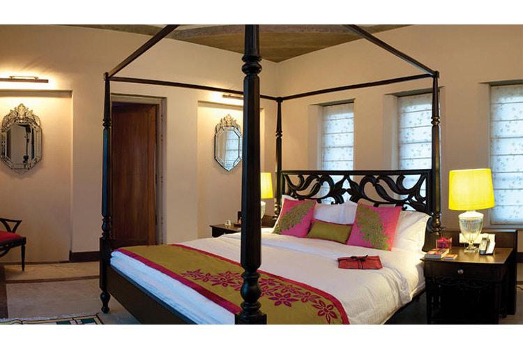 Luxury Garden and Spa Villa - Tree of Life Resort & Spa - Jaipur