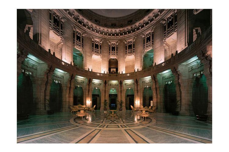 Lobby - Umaid Bhawan Palace - Jodhpur